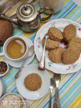 Imagen de galletas anzac de avena y coco